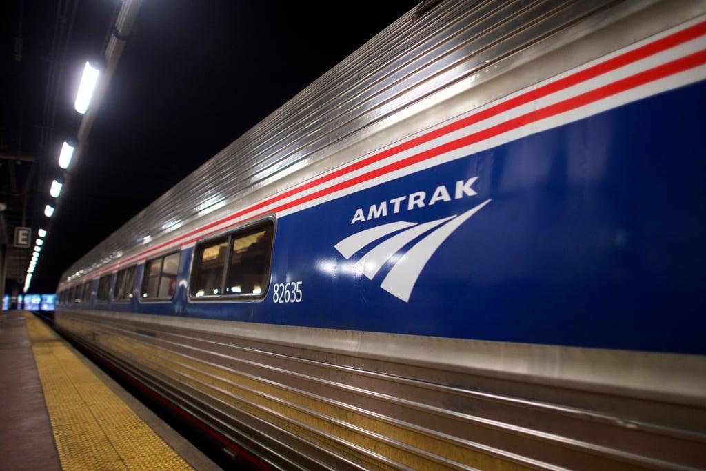 Amtrak Installs Mamava Lactation Stations