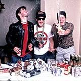 The Beastie Boys in '87
