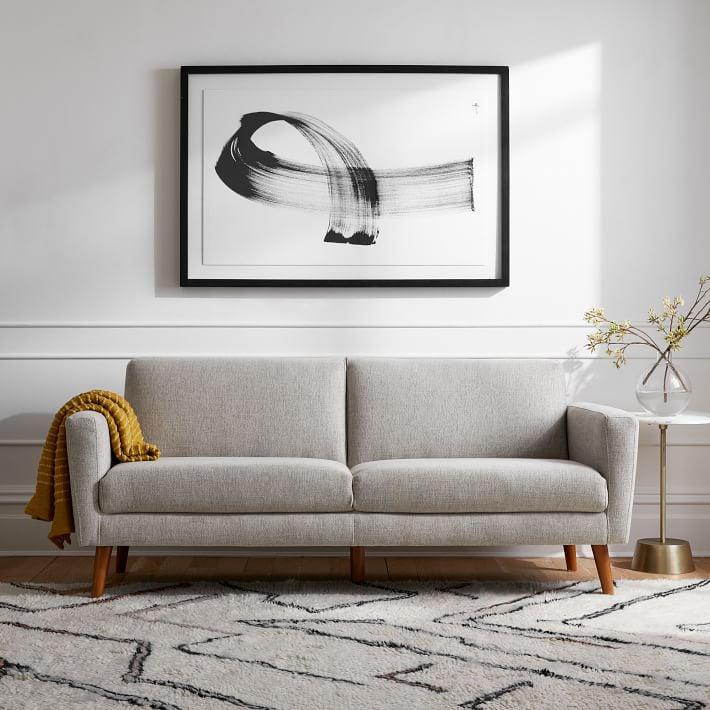 An Under-$500 Sofa: West Elm Oliver Sofa