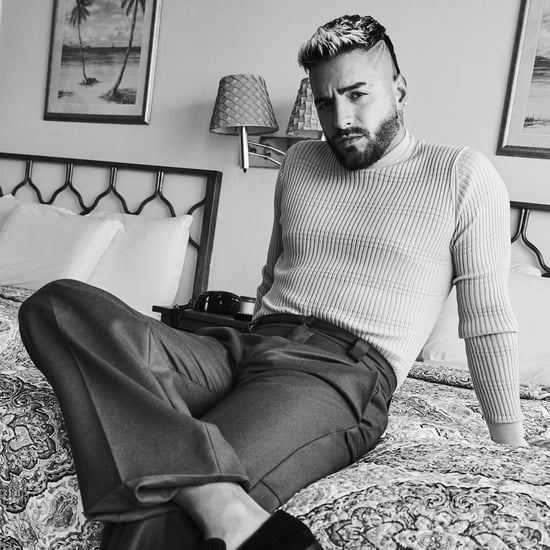Maluma Talks About Making His Feature-Film Debut in Marry Me