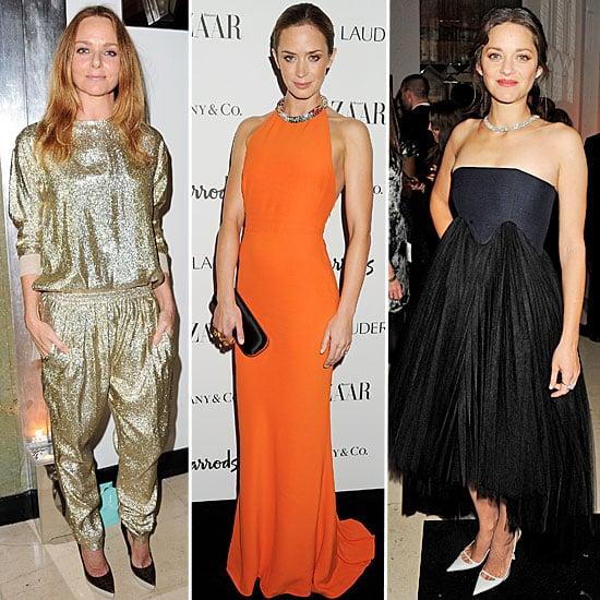 Emily Blunt, Marion Cotillard & Stella McCartney Style Poll