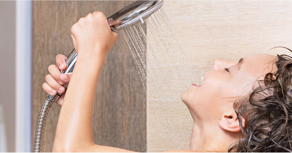 When to Stop Showering With Your Child | POPSUGAR Family