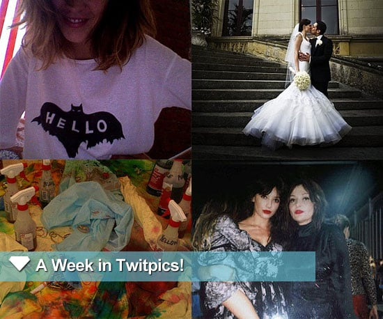 Fun Twitpics from Coco Rocha, Alexa Chung, Whitney Port and More