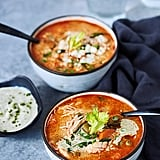 Paleo Buffalo Chicken Soup