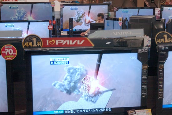 North Korea Launches Rocket Against the Will of the World