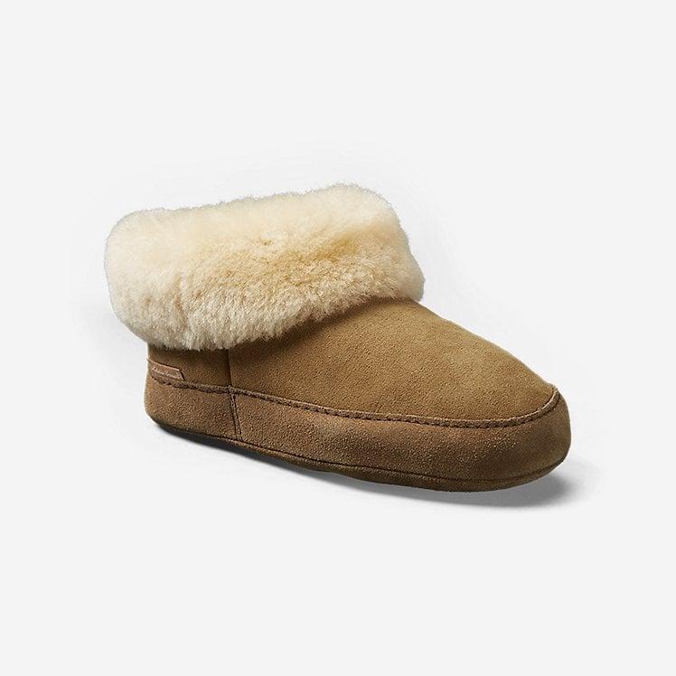 Shearling Boot Slipper