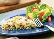 Fast & Easy Dinner: Zucchini Frittata