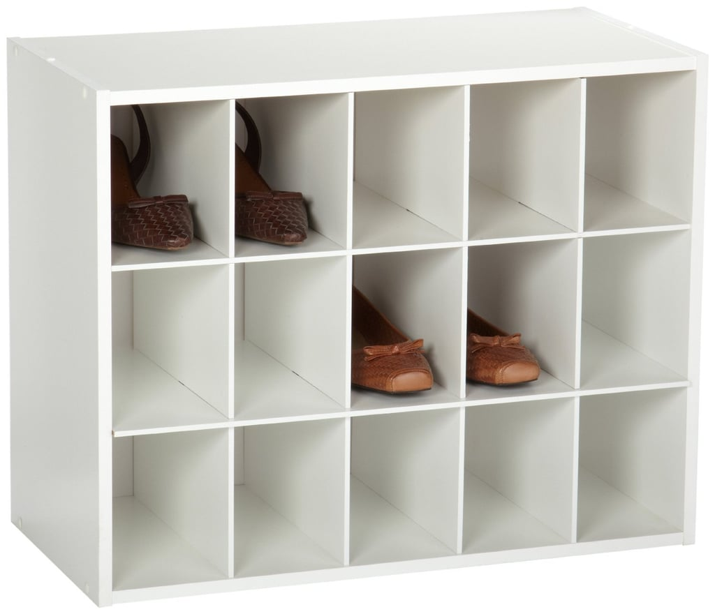 ClosetMaid Stackable 15-Unit Organizer