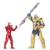 Iron Man vs. Thanos Battle Set