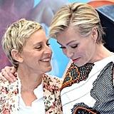 Portia de Rossi on Wife Ellen DeGeneres