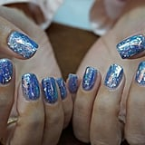 Top Nail Art Trend in Thailand: Glitter