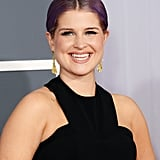 Kelly Osbourne glowed at the Grammys.