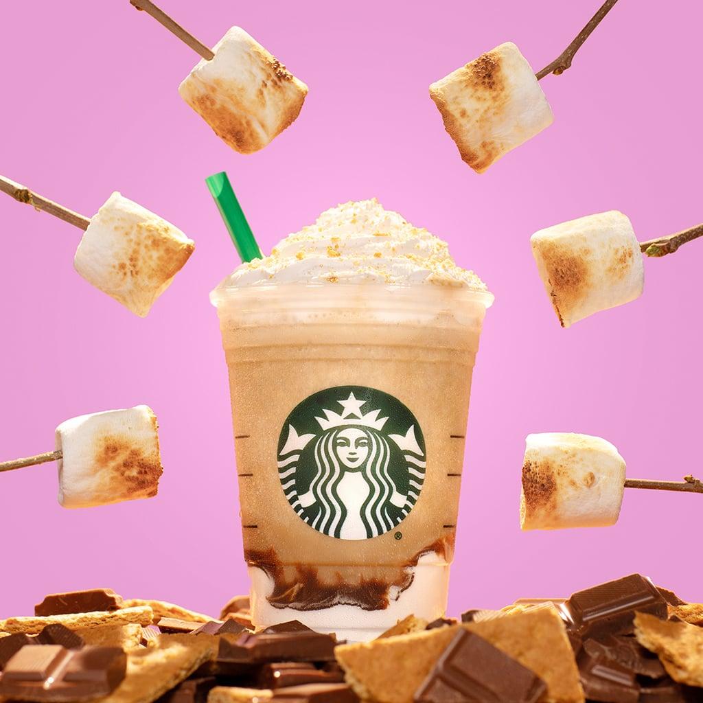 Order a Starbucks<small>®</small> S'mores Frappuccino