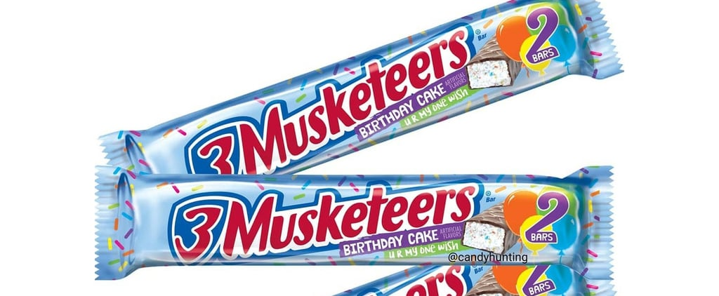 Where to Find 3 Musketeers Birthday Cake Flavor