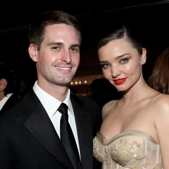 Miranda Kerr and Evan Spiegel Are Married