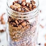 Chocolate-Covered Almond Coconut Granola