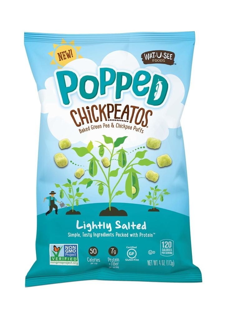 Popped Chickpeatos