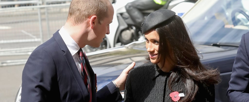Are Prince William and Meghan Markle Friends?