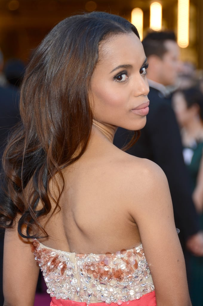 Kerry Washington's Hair