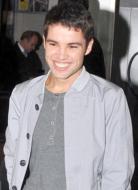 Photos of Joe McElderry After Being Beaten To Christmas Number One