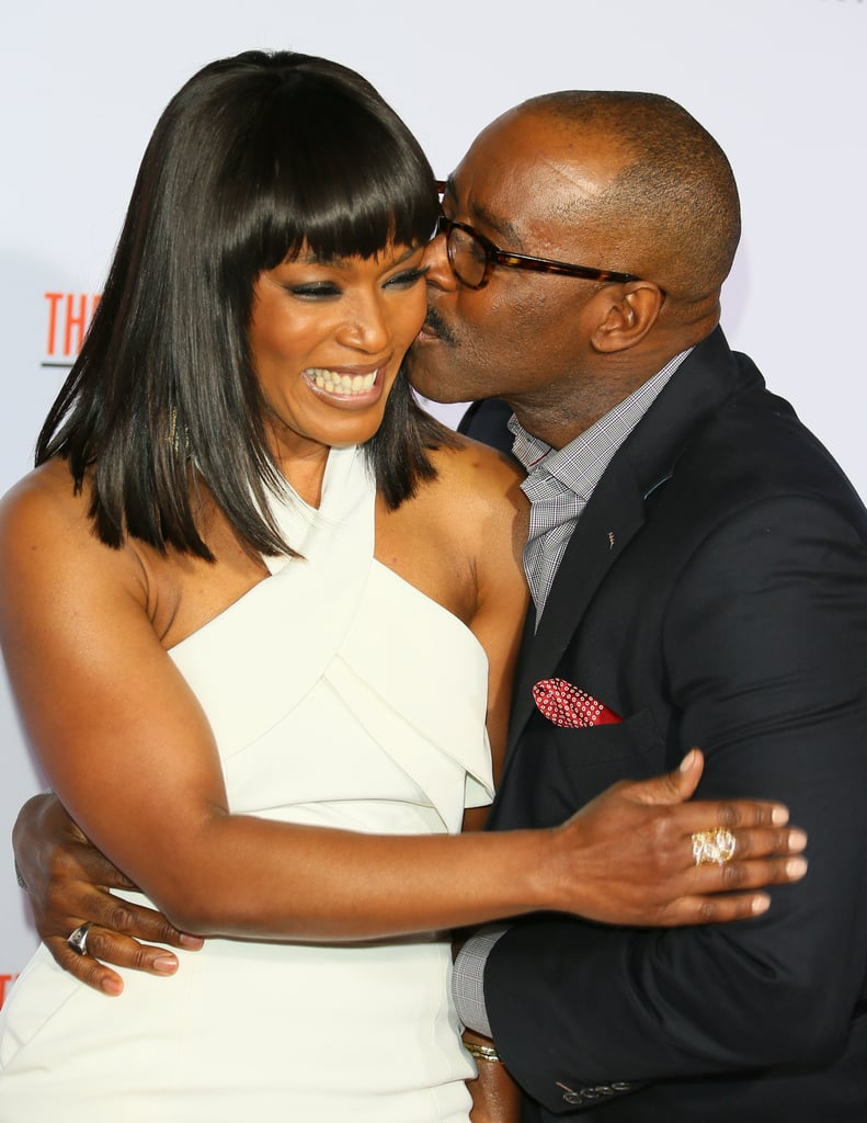 Angela Bassett and Courtney B. Vance are both Hollywood icons in their own right, but we're equally as obsessed with their romance. The two first met in 1980 and have been making us swoon ever since. They tied the knot in 1997 and welcomed their twins, son Slater and daughter Bronwyn, nine years later. Aside from writing a book together, Friends: A Love Story, they have both starred in hit Ryan Murphy shows — Angela was in the last four seasons of American Horror Story while Courtney gained critical acclaim for his performance in The People v. O.J. Simpson. Honestly, if the famous writer were to create a show about their relationship, it would probably be called American Love Story, because these two know how to keep the flame burning.      Related:                                                                                                           Hollywood Couples Who Have Been Together the Longest