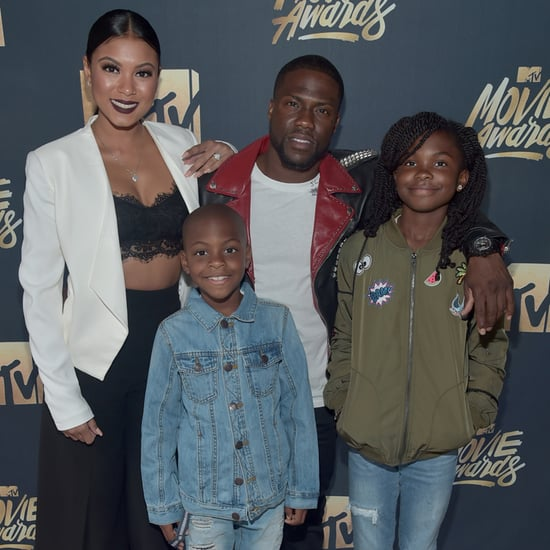 Kevin Hart at the MTV Movie Awards 2016