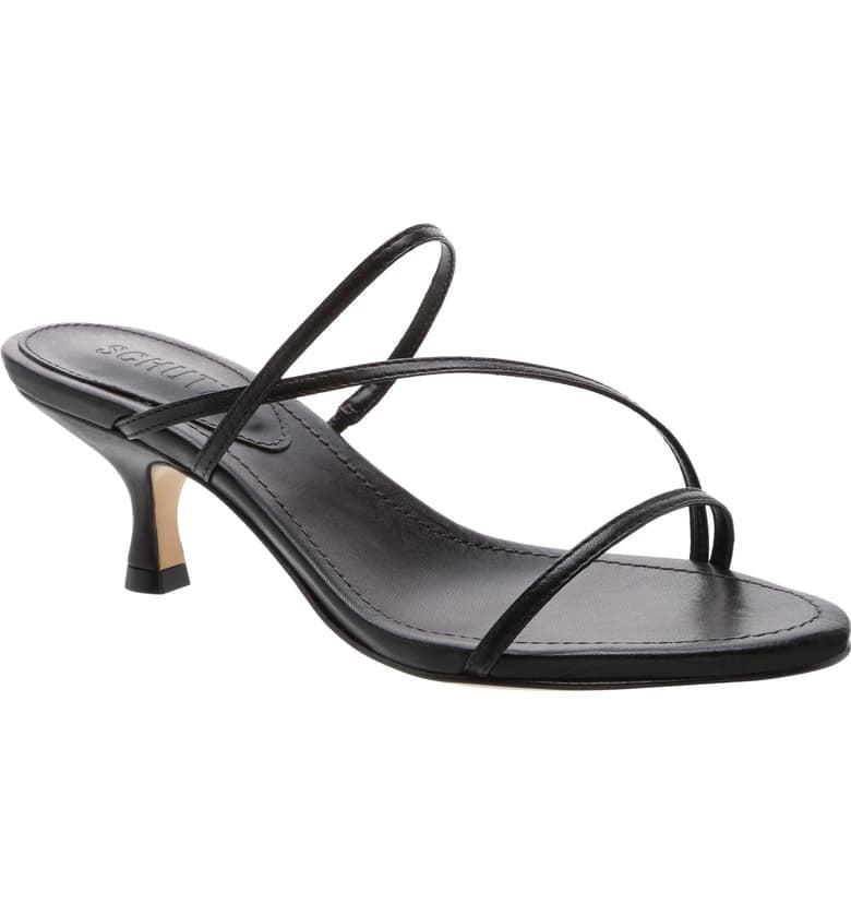 Schutz Evenise Slide Sandals