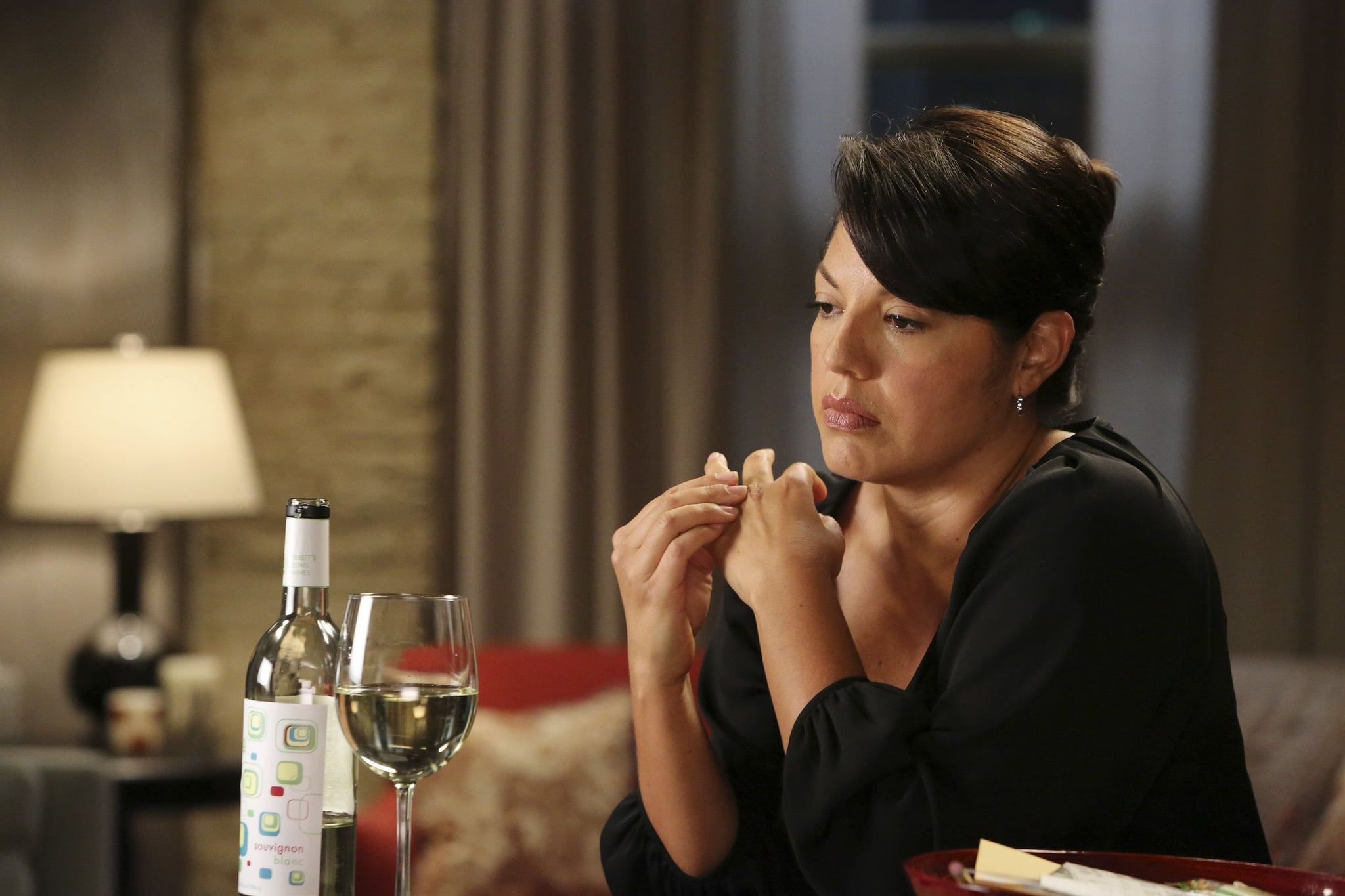 Will Callie Return To Greys Anatomy In Season 14 Popsugar