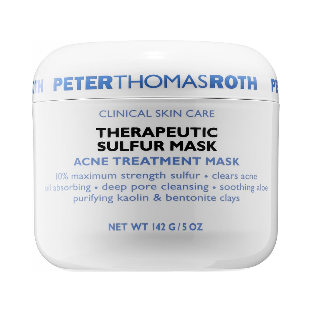 Peter Thomas Roth Therapeutic Sulfur Mask Acne Treatment Mask