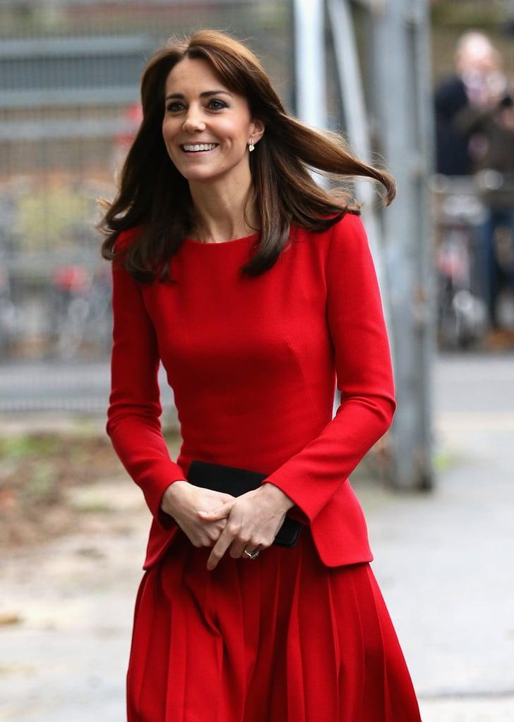 How The Royal Family Dresses For Christmas Popsugar Fashion
