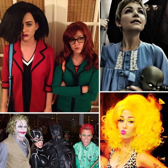 Celebrities in Halloween Costumes  sc 1 st  Popsugar & Celebrities in Halloween Costumes | POPSUGAR Entertainment