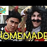 Hook Fight Scene - Homemade Shot for Shot with the Real RUFIO!