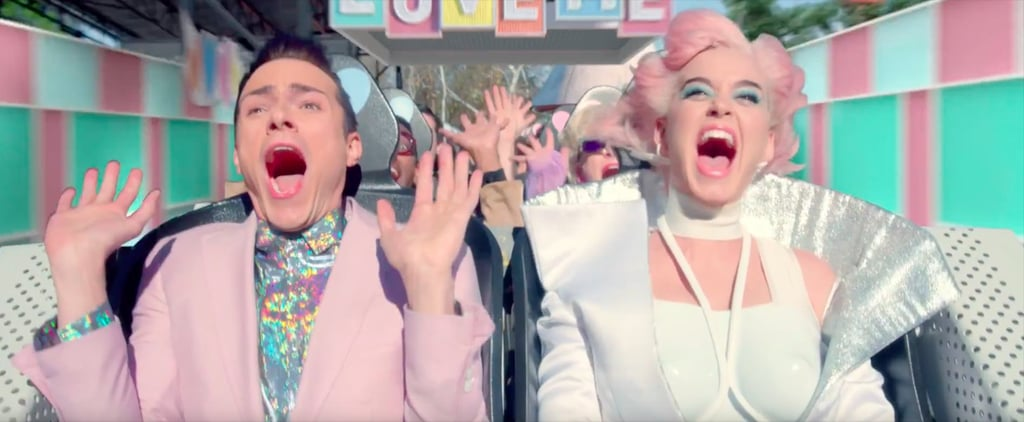 "Katy Perry Takes a Wild Ride in Oblivia For Her ""Chained to the Rhythm"" Music Video"