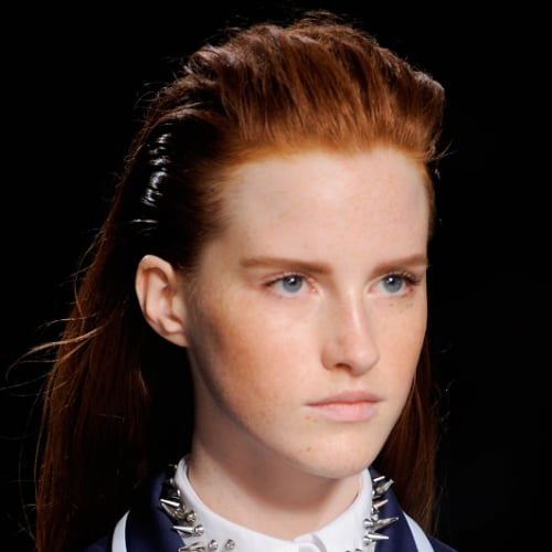 2014 Spring Paris Fashion Week: Viktor & Rolf Hair, Beauty