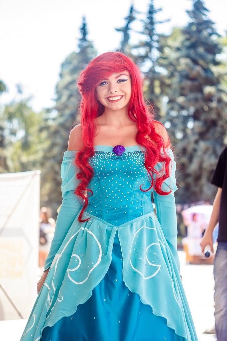 Little Mermaid Ariel Costume   Disney Princess Costumes ...