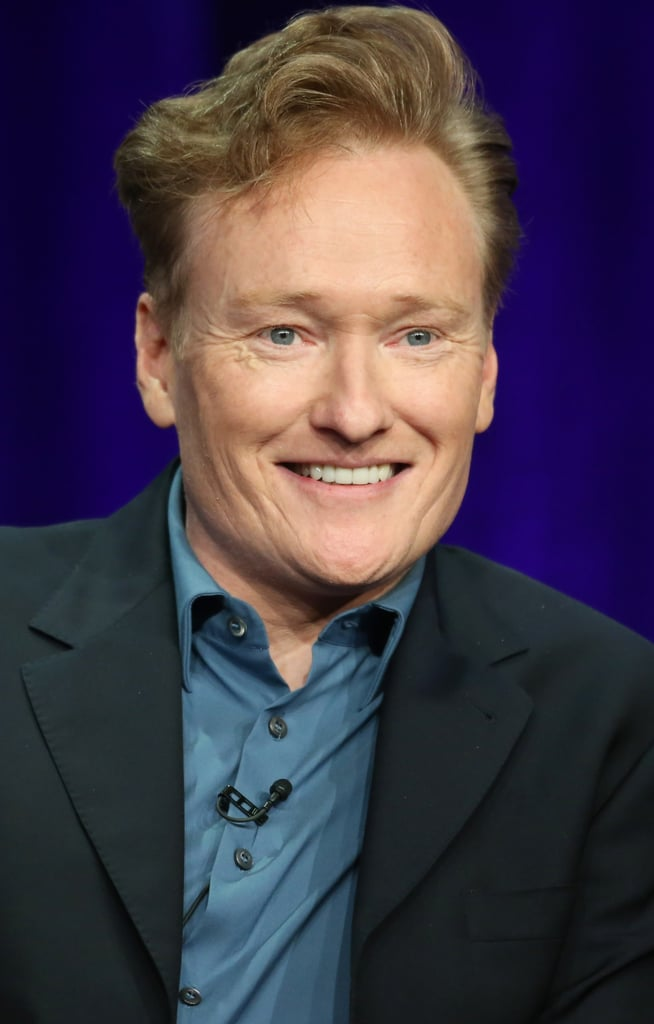 "Conan O'Brien ""Call me, and I'll step in and be ineffective."" — On his production style, at the Super Fun Night panel"