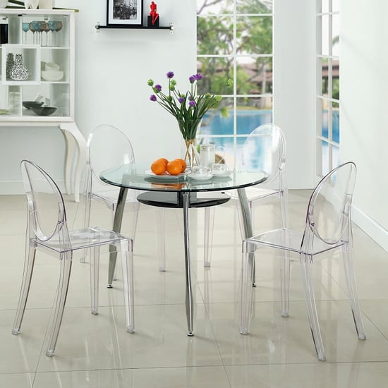 Lucite Chair on Amazon