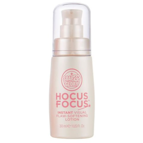 Soap and Glory Hocus Focus Review | Skin Illuminator