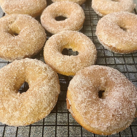 Boozy Apple Cider Doughnuts Recipe With Photos