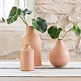 Blush Carter Vase