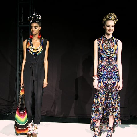 Mara Hoffman Spring 2012 Runway Video