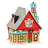 """Mickey's Christmas Village Collection """"Mickey's Toys Toy Store"""""""