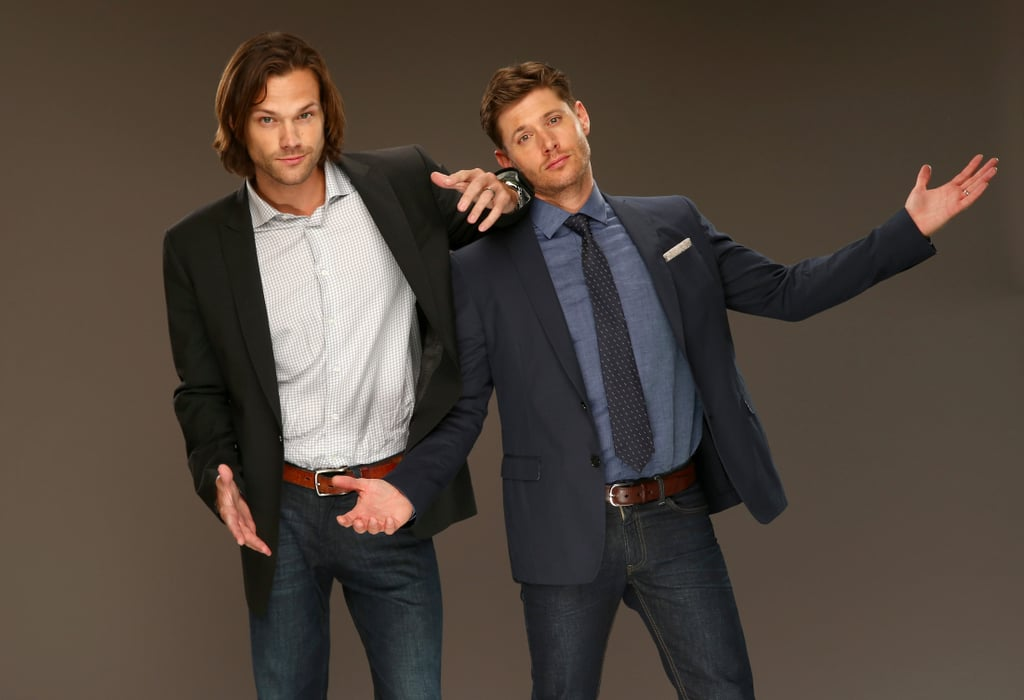 23 GIFs of Jensen Ackles and Jared Padalecki That Will Make You Supernaturally Happy