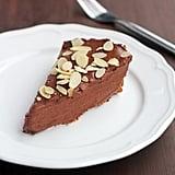 Paleo and Vegan No-Bake Chocolate Coconut Pie