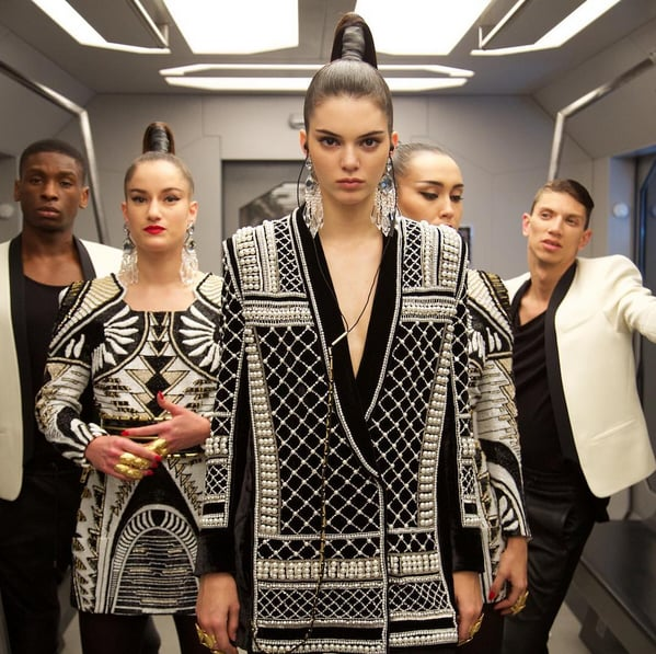 Everything You Need to Know About Tonight's H&M x Balmain Runway Show