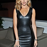 Camilla Belle stunned at the party hosted by Cate Blanchett and Roberta Armani.