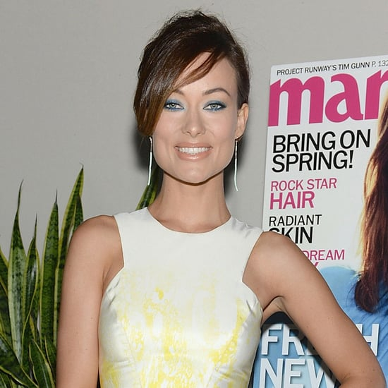 Olivia Wilde at Marie Claire Party | Photos