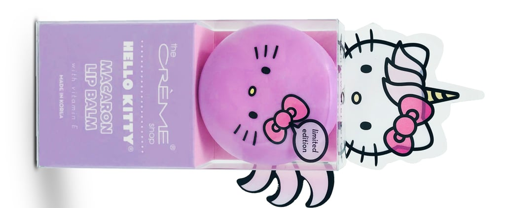The Crème Shop and Sanrio Beauty and Skincare Line