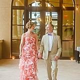 Wedding Reception at Epcot