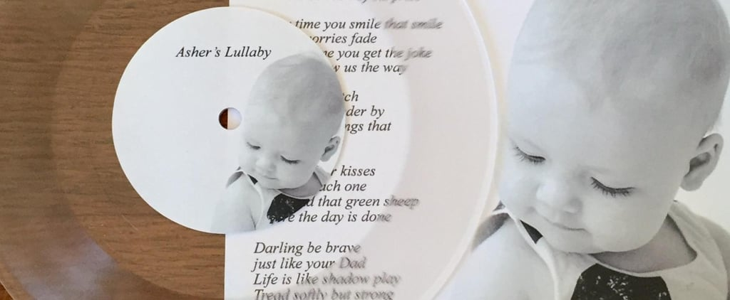 Goop Gift Guide Custom Lullaby Recording
